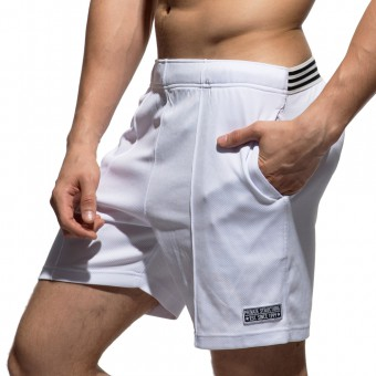 Jersey Training Shorts - White [2014]