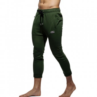 Skinny Carrot Casual Pant - Army Green [2044]