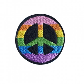 Badge Hippie Peace - Characterized Your Briefs Now [4225]