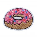 Badge Donut Pink - Characterized Your Briefs Now [4231]