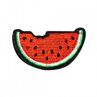 Badge Watermelon - Free Sewing Service [4149]