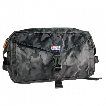 Camouflage Sling Pouch -Black [4041]
