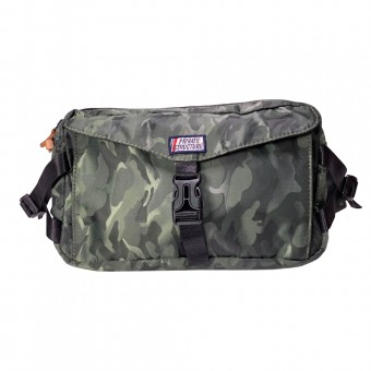 Camouflage Sling Pouch -Green [4041]