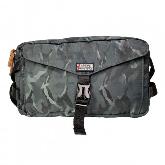 Camouflage Sling Pouch -Navy/Blue [4041]