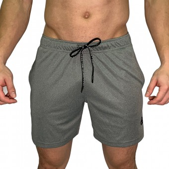 beFIT Sweat Sport Shorts Melange [3952]