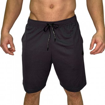 beFIT Sweat Sport Shorts Dark Grey [3952]