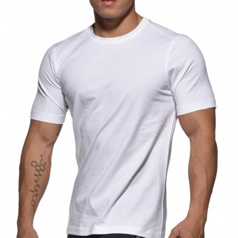 BeFit Sweat Body Fit Active Tee-White [3431]