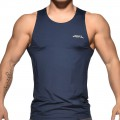 BeFIT Sweat Body Fit Singlet - Navy [3480]