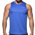 BeFIT Sweat Casual Fit Singlet - Blue [3482]