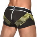 Momentum Innerwear Low Rise Trunk - Black