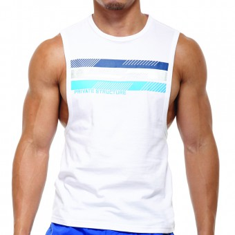 Muscle Tee - Off White