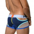 Momentum Orange Cut Out Trunk - Navy
