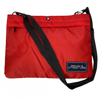 Magazine Sling Bag -Red [4007]