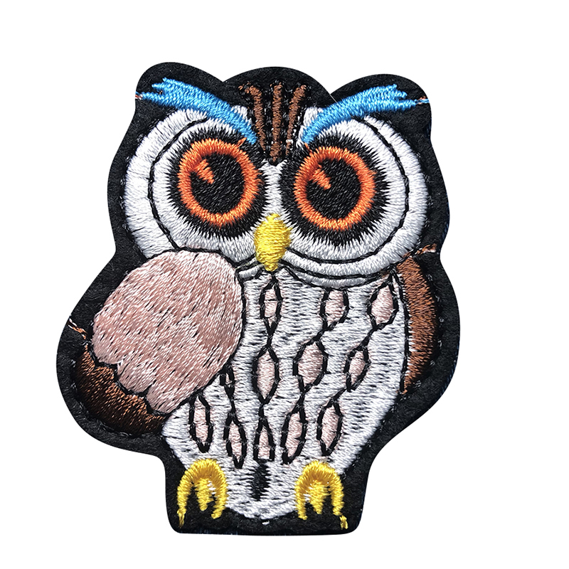 Badge Owl - Characterized Your Briefs Now [4231]