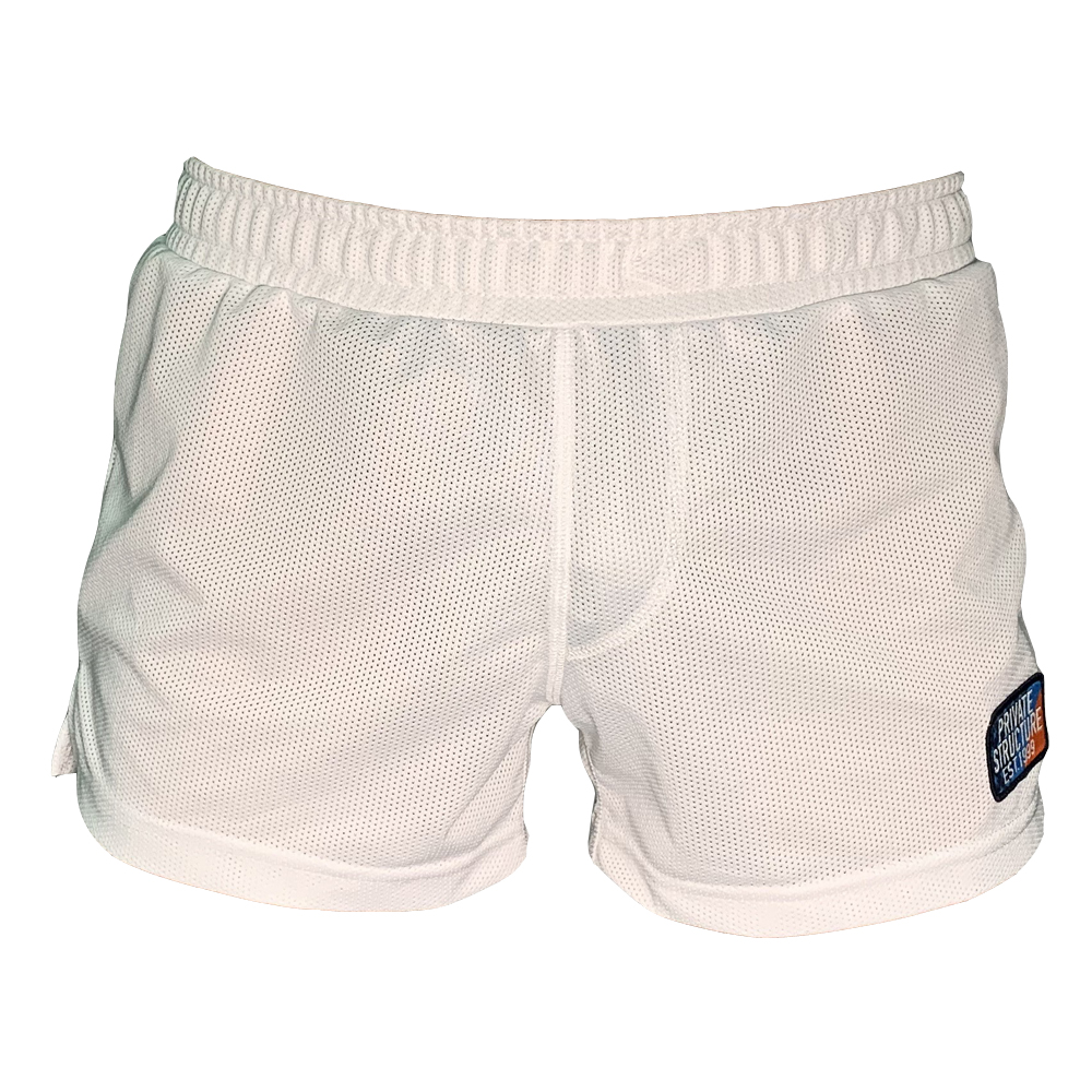 SOHO Boxee Boxer Brief White