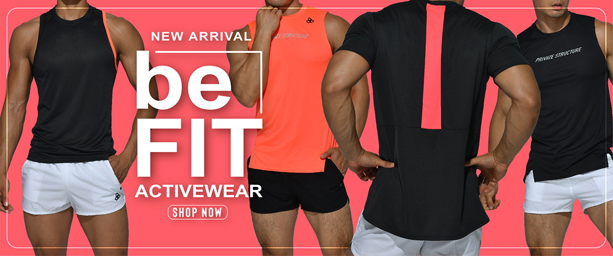 Private Structure Active Wear